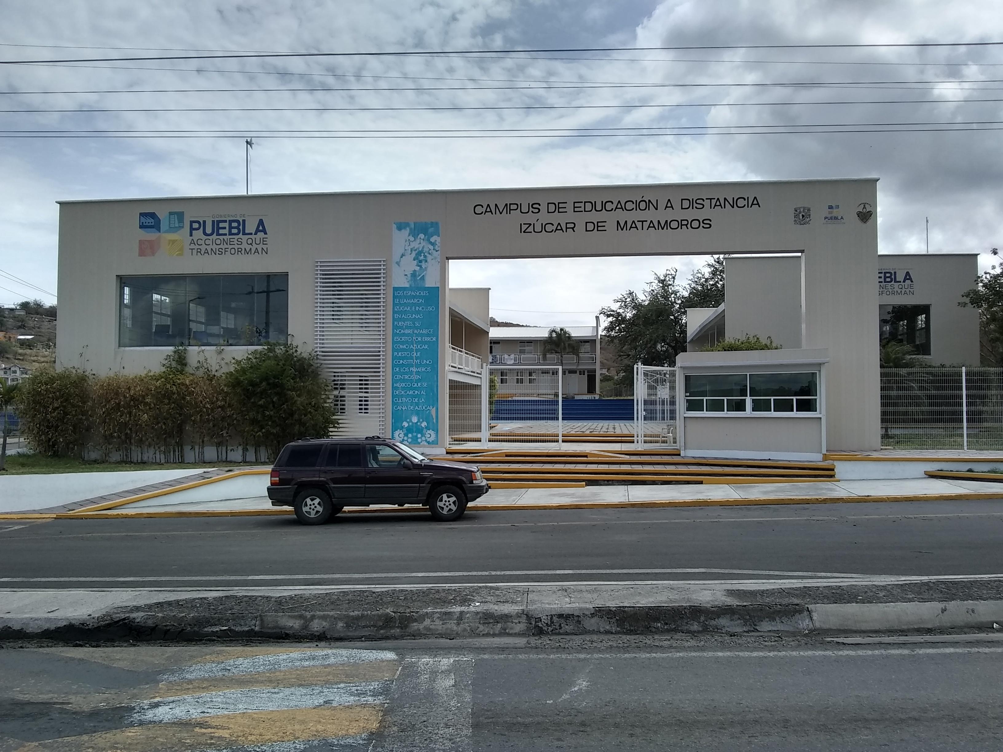 Huaquechula Sede Izúcar de Matamoros